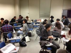 オープンデータカフェin会津の様子